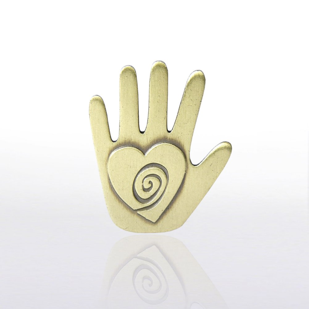 View larger image of Lapel Pin - Helping Hand