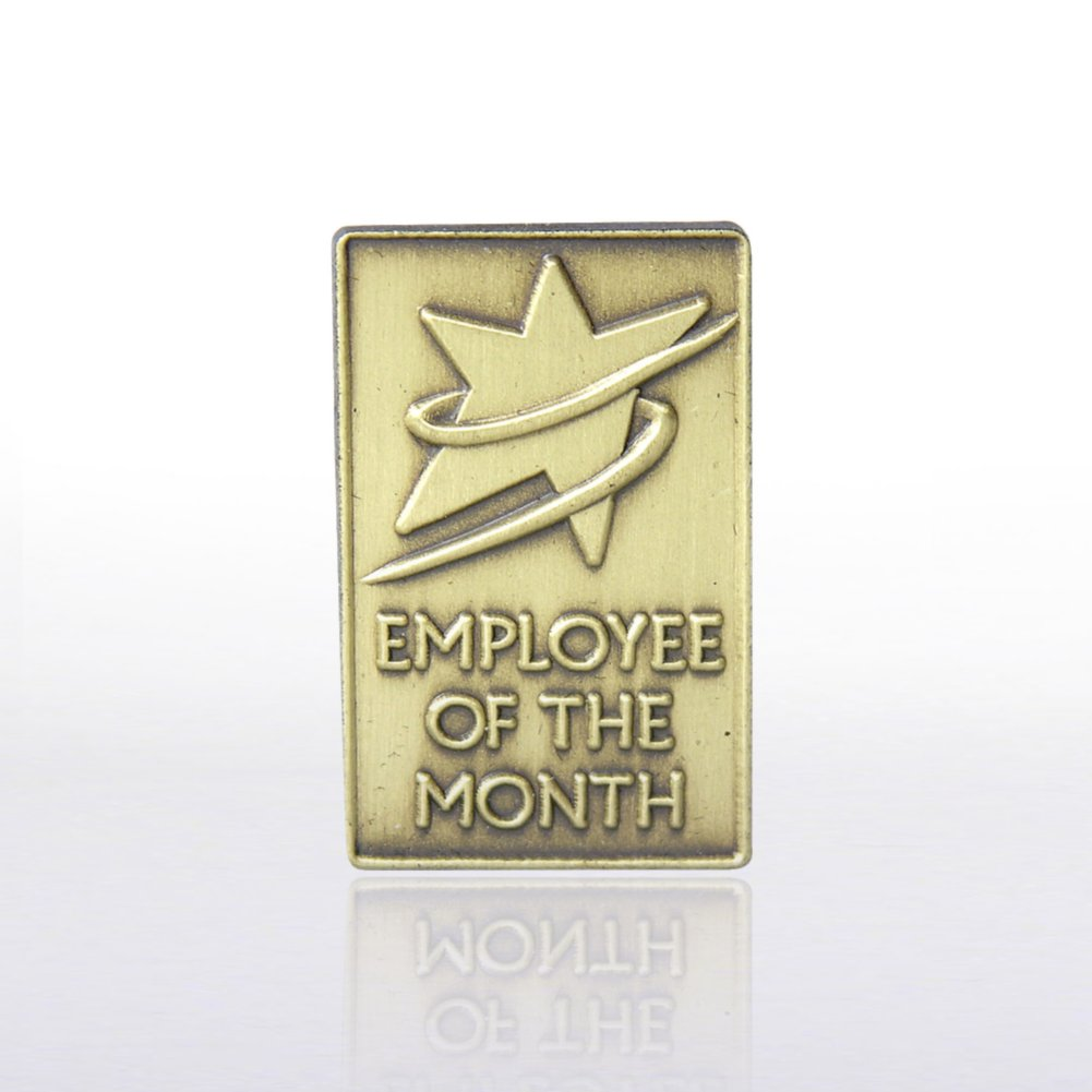 Lapel Pin - Employee of the Month