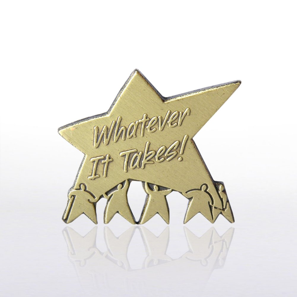 View larger image of Lapel Pin - W.I.T.