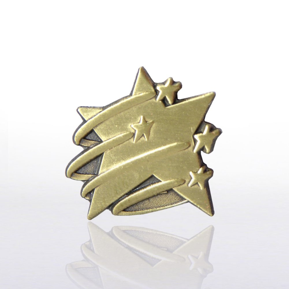 View larger image of Lapel Pin - Stellar Performer