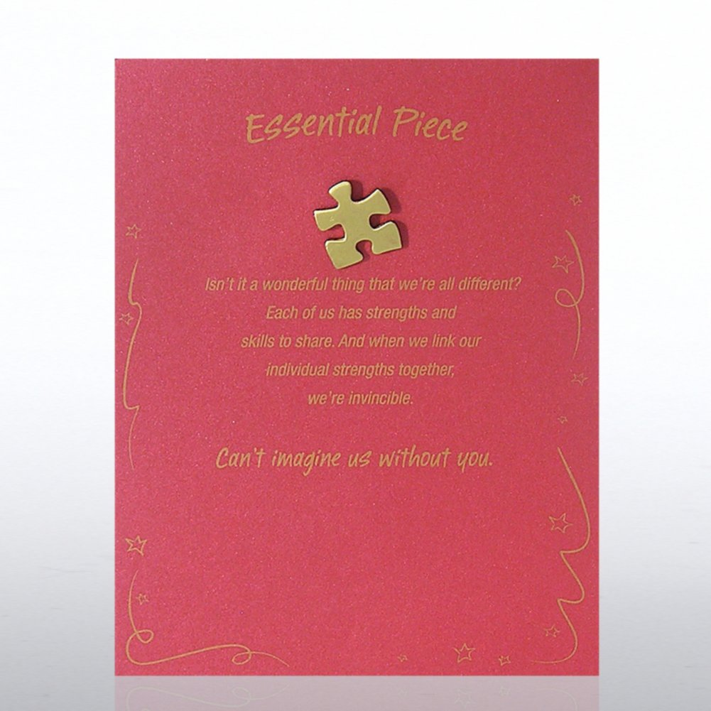 View larger image of Character Pin - Essential Piece - Red Card