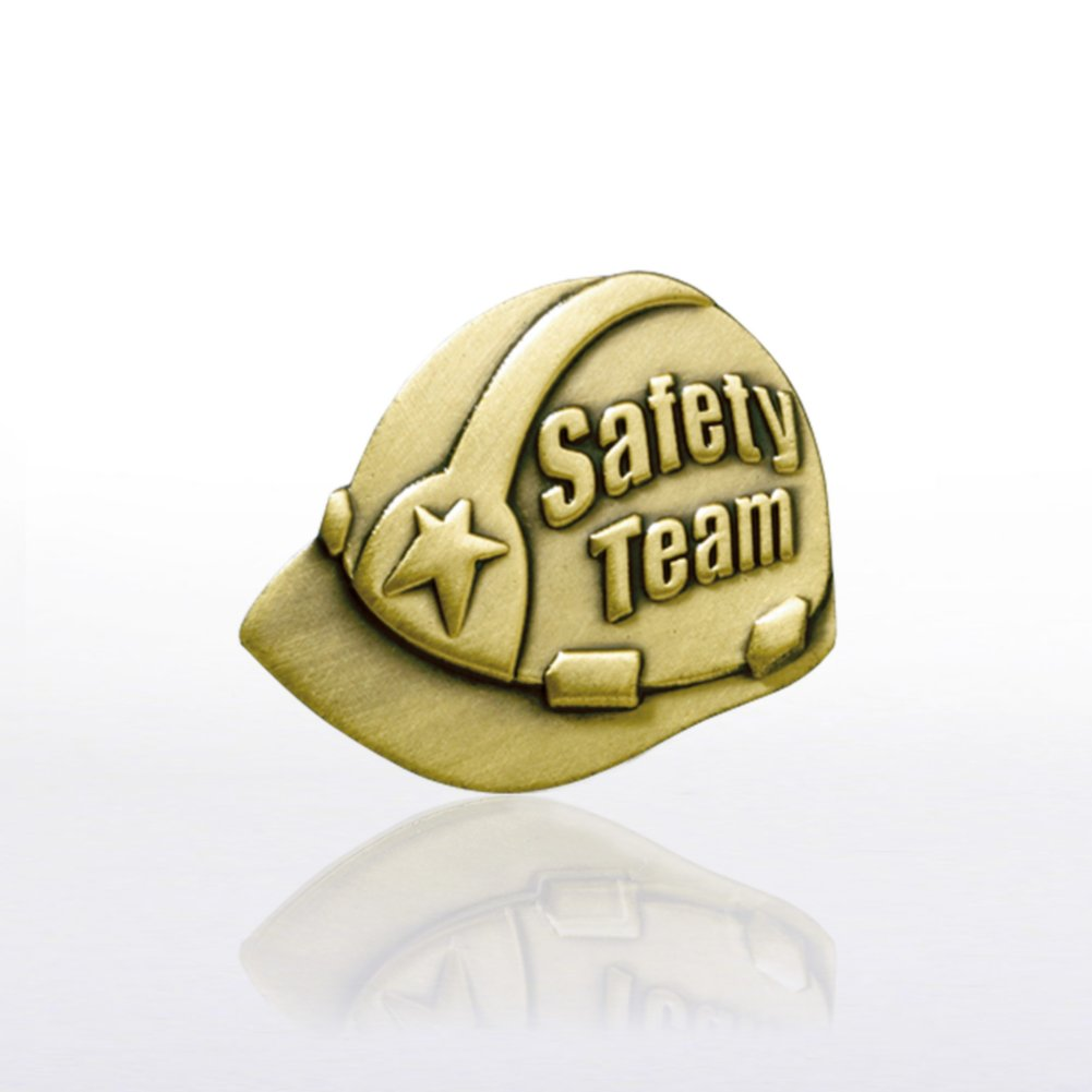 View larger image of Lapel Pin - Safety Team