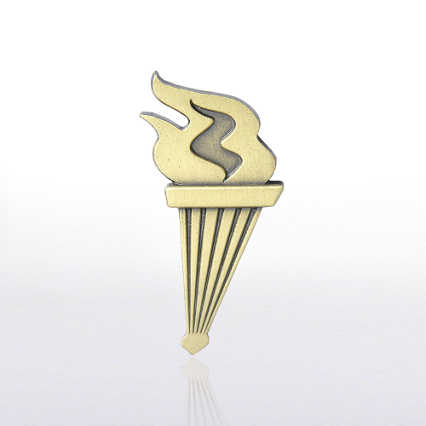 Lapel Pin - Torch of Achievement