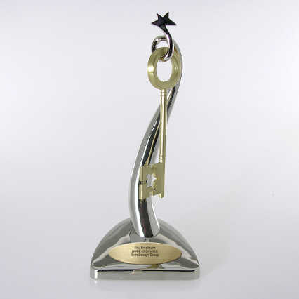 Time to Shine Trophy - Key to Success