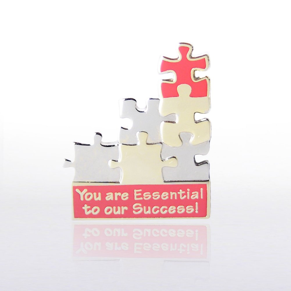 View larger image of Lapel Pin - Essential to Our Success