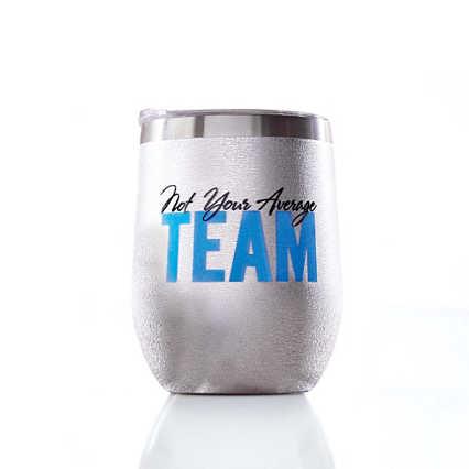 Dazzling Wine Tumbler - Team