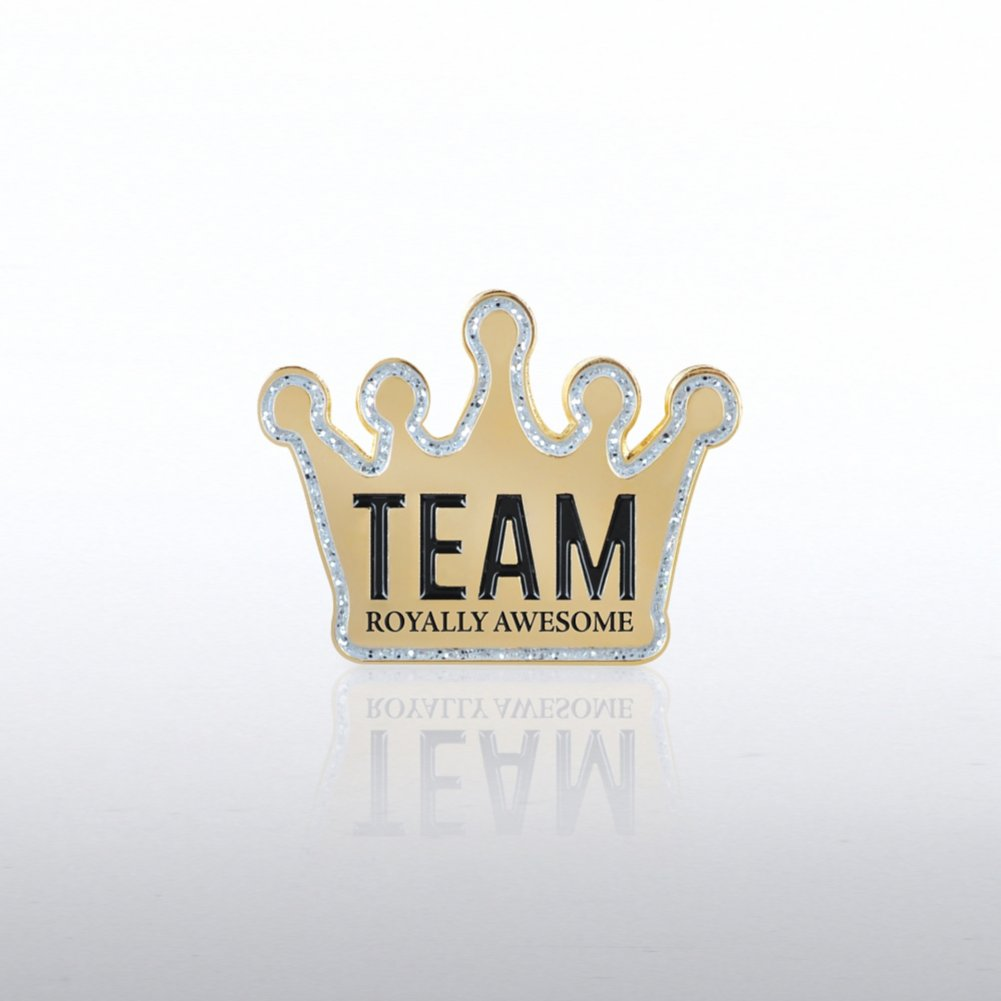 View larger image of Lapel Pin - Team Royally Awesome