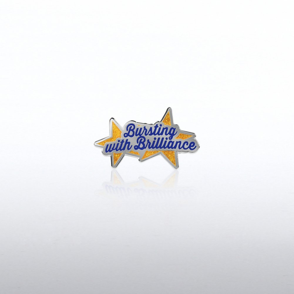View larger image of Lapel Pin - Bursting with Brilliance