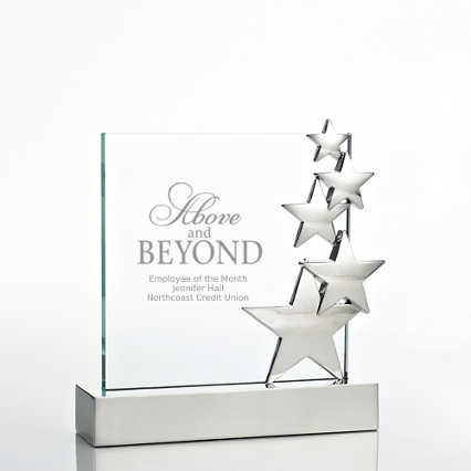 Silver Motif Awards - Stars