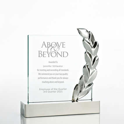 Silver Motif Awards - Laurel