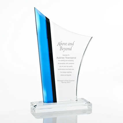 Ambient Crystal Award - Apex