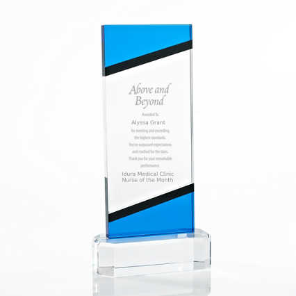 Ambient Crystal Award - Tower