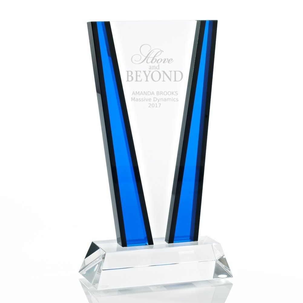 View larger image of Ambient Crystal Award - Victory Tower