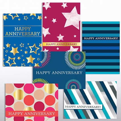 Classic Celebrations Anniversary Bravo Assortment