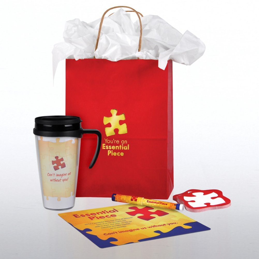 View larger image of Theme Gift Sets - Essential Piece with Gold Foil