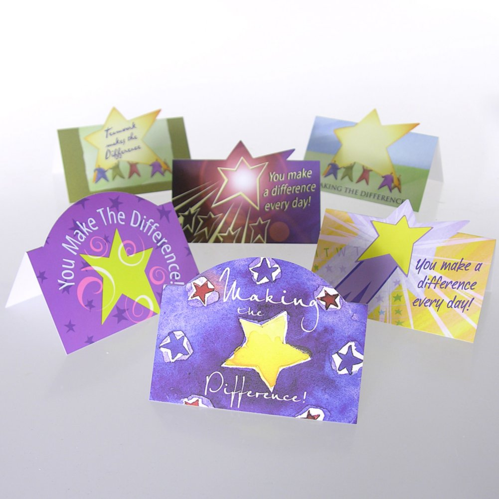 View larger image of Pop-Up Pocket Praise - Making the Difference Assortment