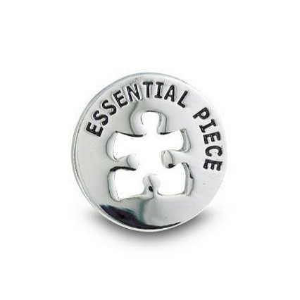 Lapel Pin - Milestone - Essential Piece Round