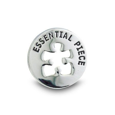 View larger image of Lapel Pin - Milestone - Essential Piece Round