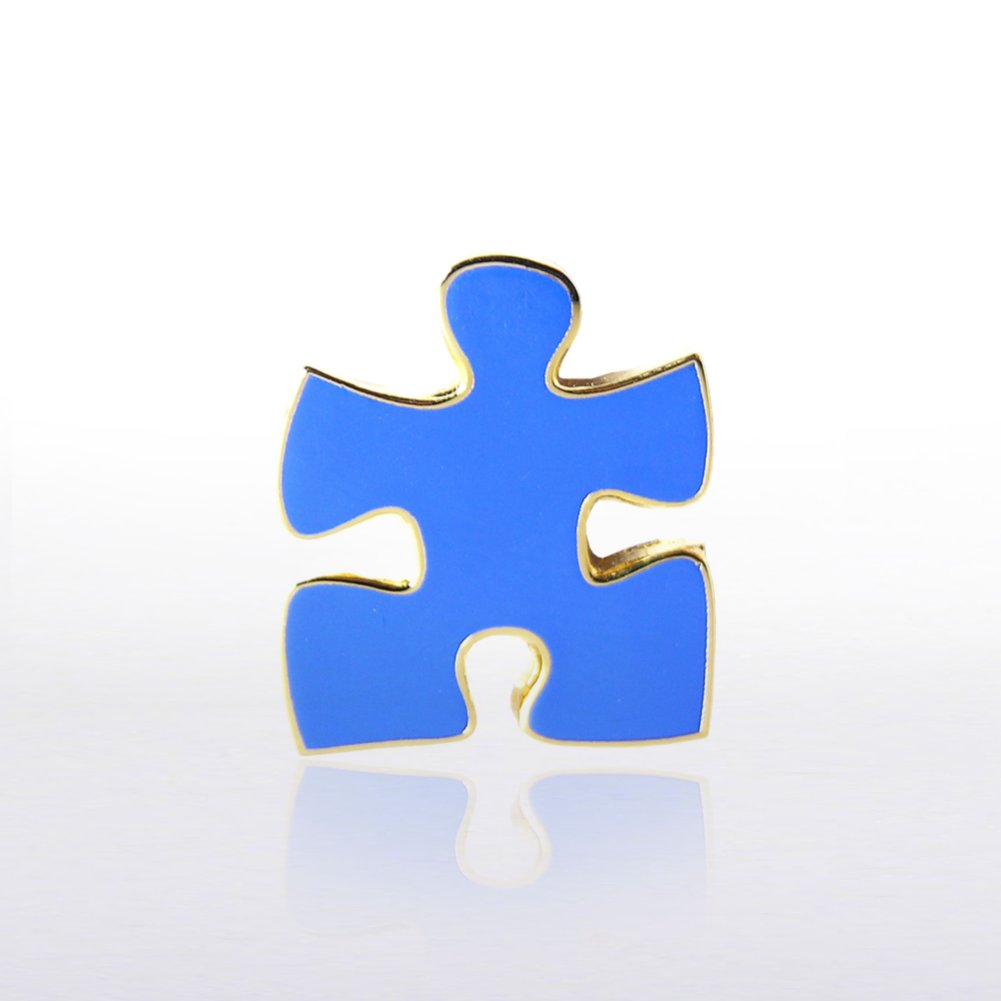 View larger image of Lapel Pin - Essential Piece Navy
