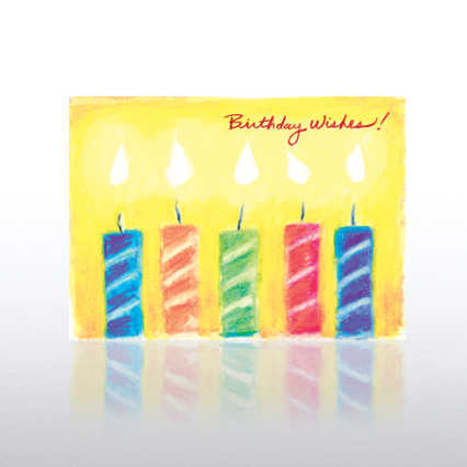 Classic Celebrations - Birthday Candles