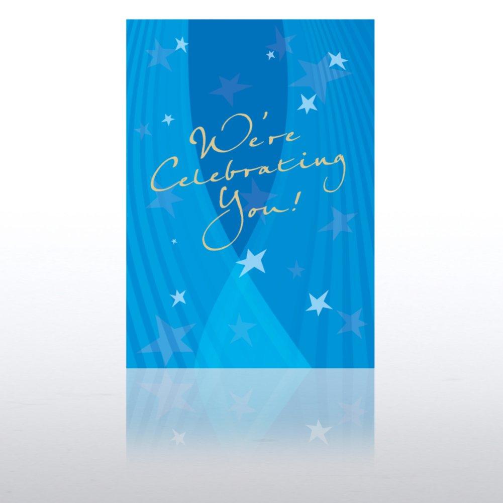 View larger image of Classic Celebrations - Anniversary - Spotlight Stars