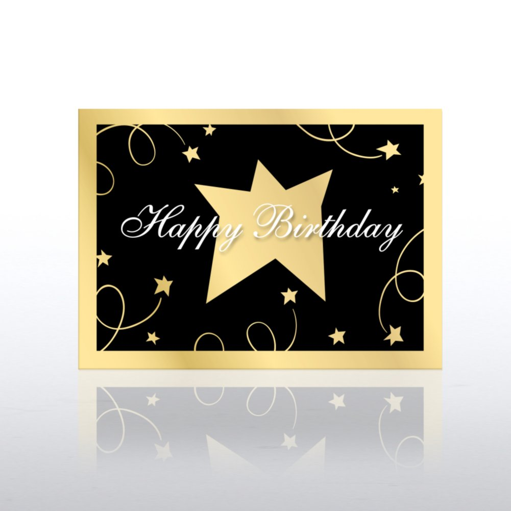 View larger image of Classic Celebrations - Black Tie Birthday