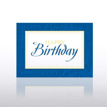 Classic Celebrations - Formal Birthday