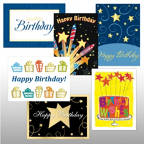 View larger image of Classic Celebrations Birthday Celebration Assortment