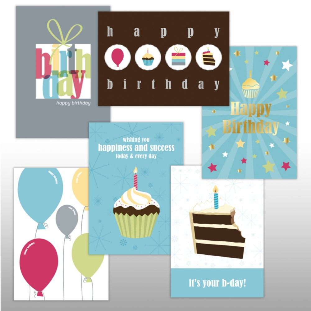 View larger image of Classic Celebrations Assortment - Happy Birthday