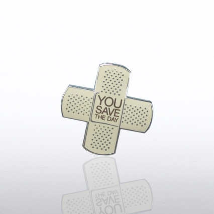 Lapel Pin  - You Save the Day