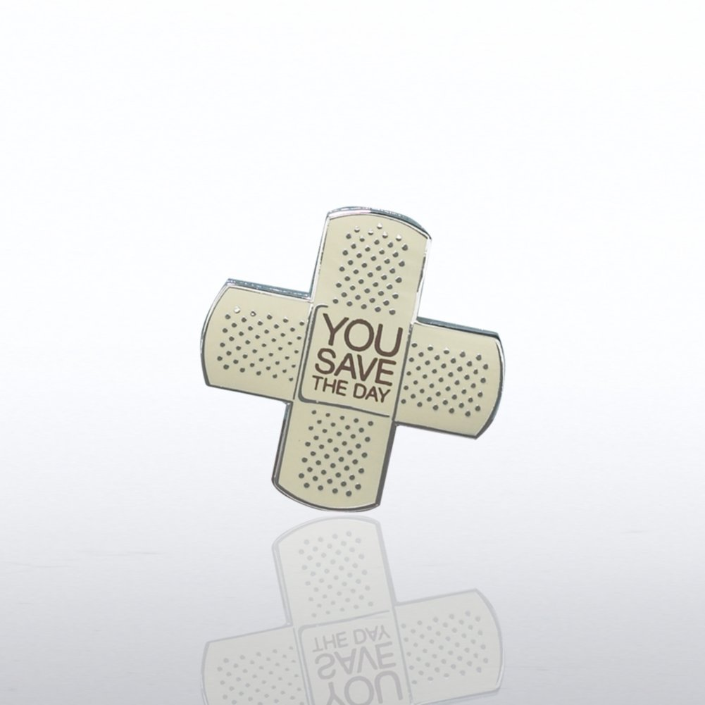 View larger image of Lapel Pin  - You Save the Day