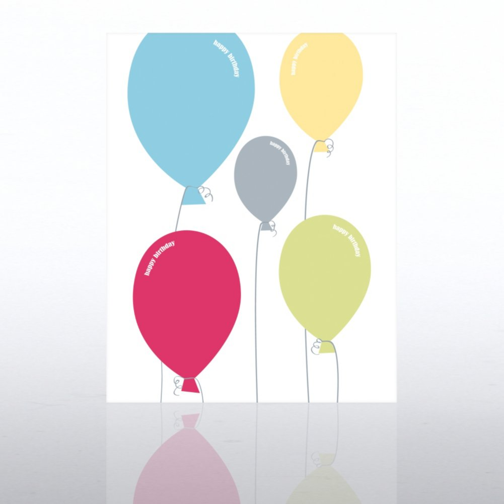 View larger image of Classic Celebrations - Happy Birthday - Balloons
