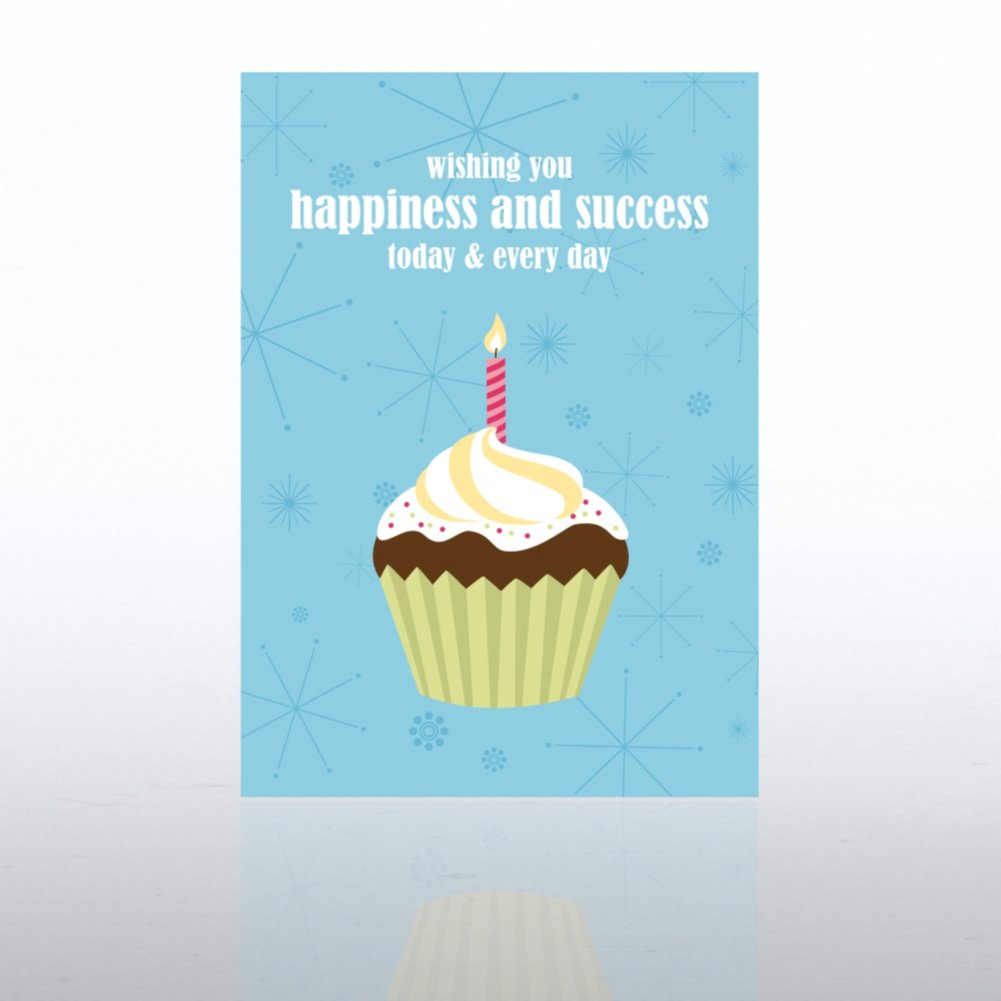 View larger image of Classic Celebrations - Happy Birthday - Cupcake