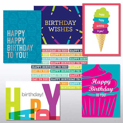 Classic Celebrations - Birthday Joy Assortment