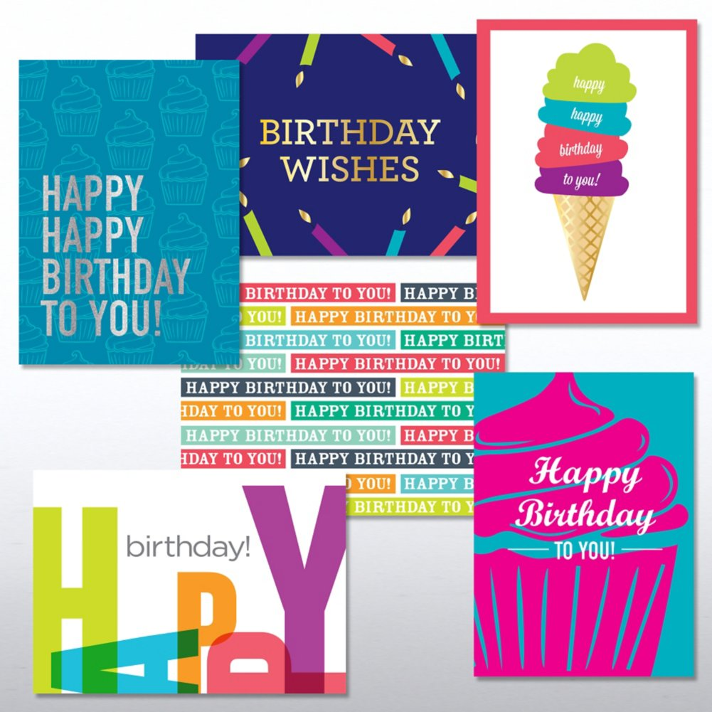 View larger image of Classic Celebrations - Birthday Joy Assortment