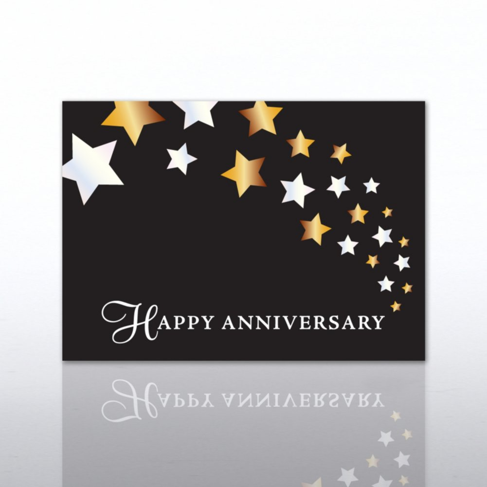 View larger image of Classic Celebrations - Happy Anniversary - Stary Trails