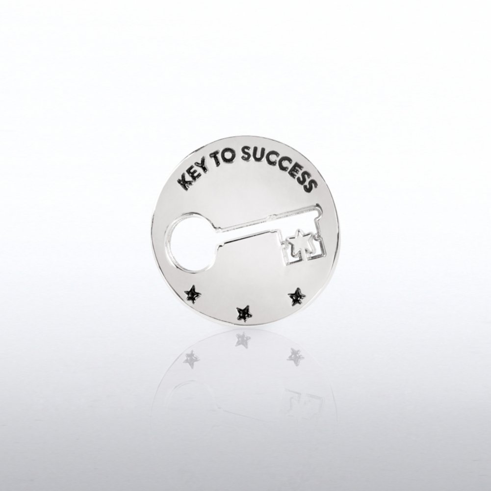 View larger image of Lapel Pin - Milestone - Key to Success
