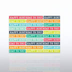 View larger image of Classic Celebrations - Birthday Blocks
