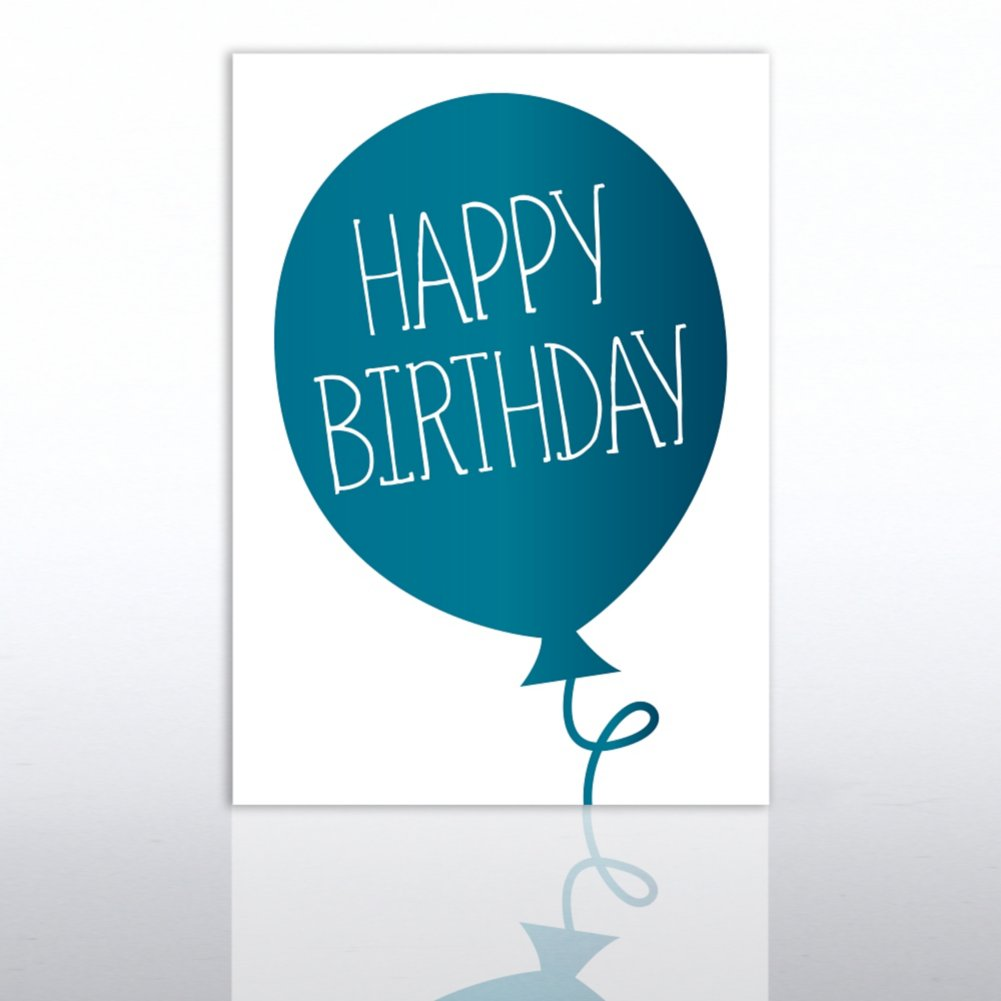 View larger image of Classic Celebrations - Deluxe Foil Birthday - Foil Balloon