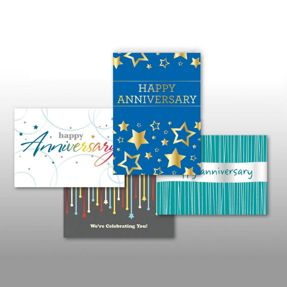 View larger image of Classic Celebrations - Anniversary Congrats - Assortment