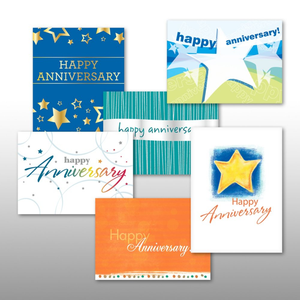 View larger image of Classic Celebrations - Anniversary Wishes - Assortment