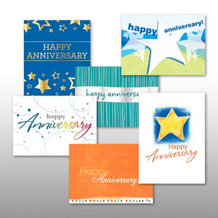 Classic Celebrations - Anniversary Wishes - Assortment