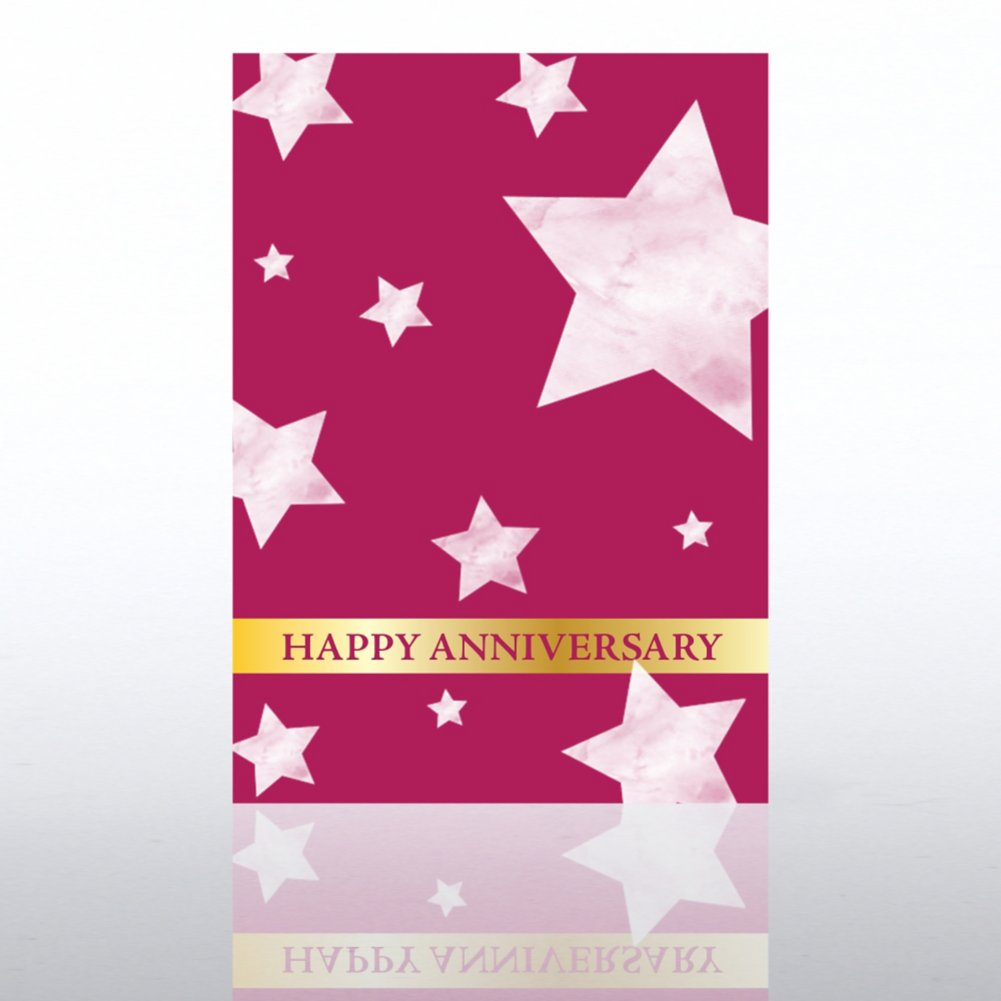 View larger image of Classic Celebrations - Anniversary Bravo - Star Collection