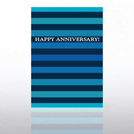 Classic Celebrations -Anniversary Bravo- Anniversary Stripes