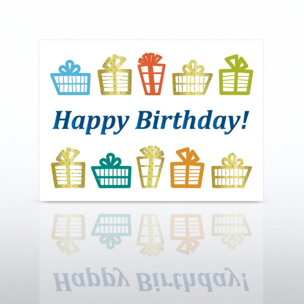View larger image of Classic Celebrations - Happy Birthday Gift Celebration