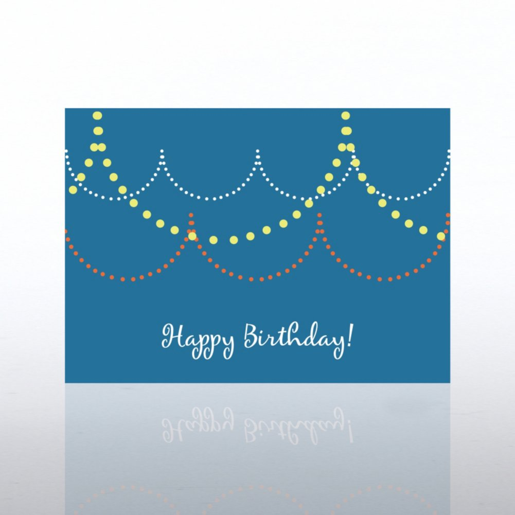 View larger image of Classic Celebrations - Happy Birthday Banner Dots
