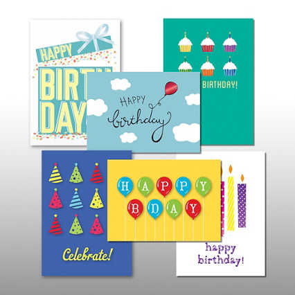 Classic Celebrations - It's Your Birthday - Assortment