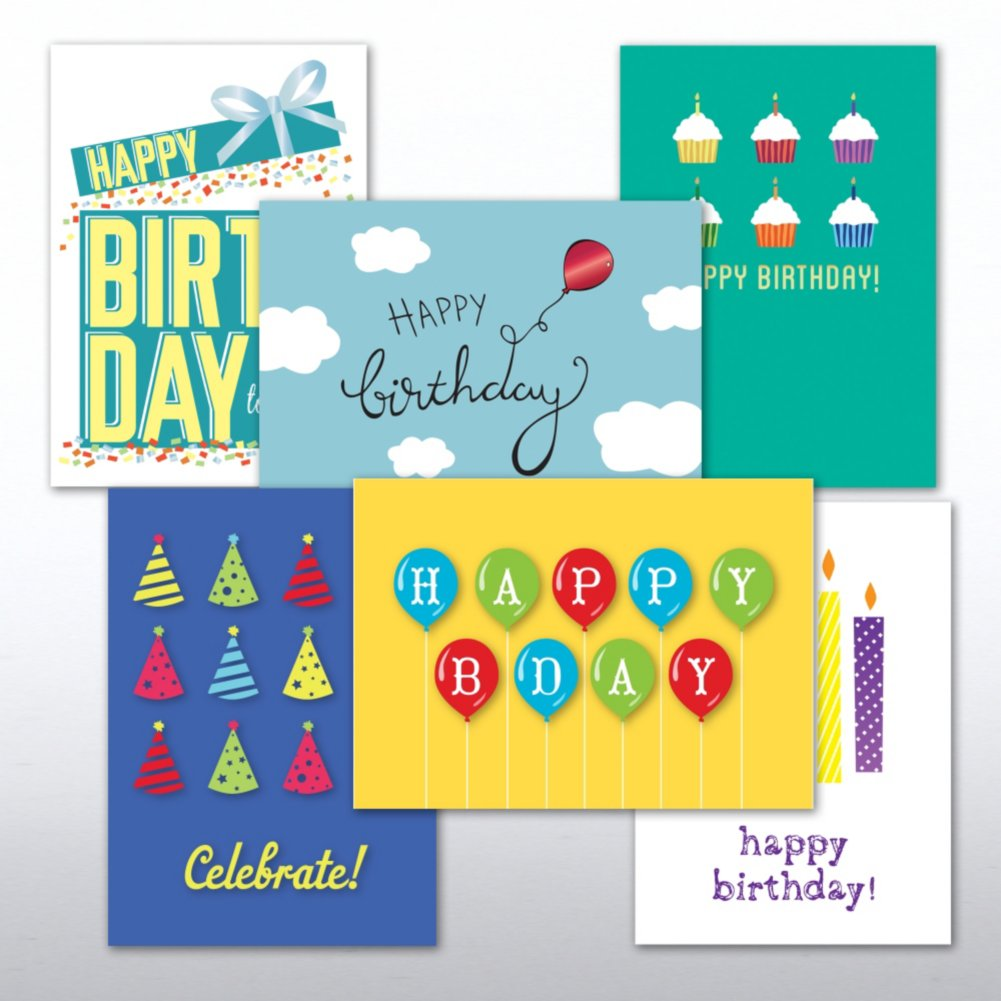 Classic Celebrations Assortment - It's Your Birthday
