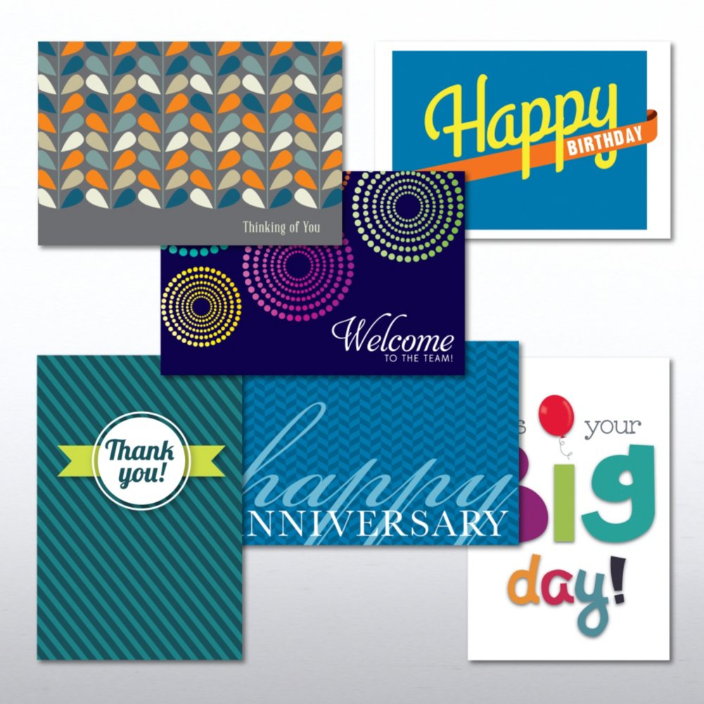 View larger image of Value Greeting Card Assortment - All Occasions