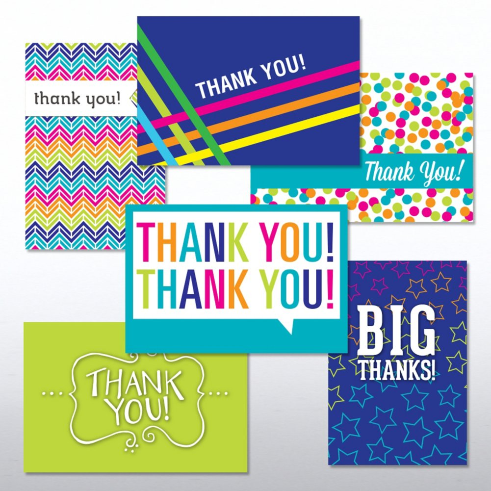 View larger image of Value Greeting Card Assortment - Thanks